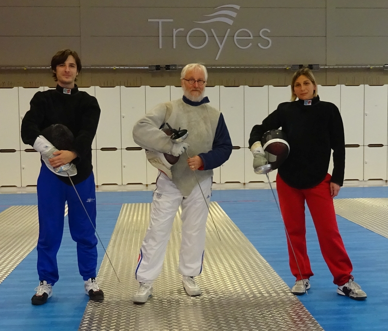 senior 50 plus Troyes